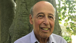 Ervin Staub, professor emeritus of psychology and founding director of the Psychology of Peace and Violence Program at the University of Massachusetts Amherst
