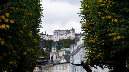"THE HILLS ARE ALIVE: Salzburg has been a member of the UNESCO World Heritage List since 1997. It is considered a city of ""outstanding value to humanity."""