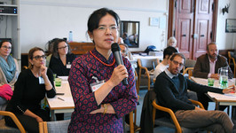 Jing Xu at Salzburg Global Seminar