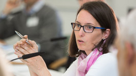 Stephanie Bertels participated in the third session of the Salzburg Global Forum on Corporate Governance.