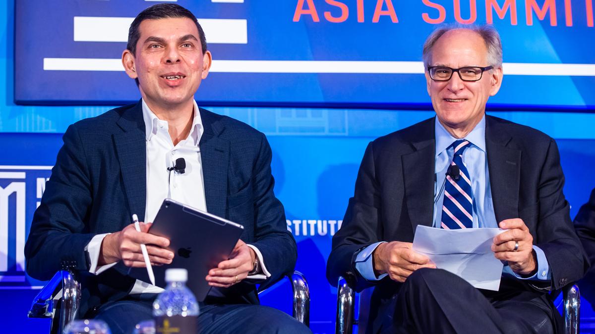 Salzburg Global Represented at Milken Institute Asia Summit