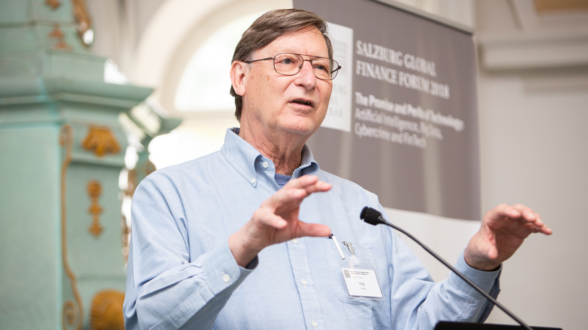Hal Varian – Data, Like Oil, Needs to be Refined to be Useful