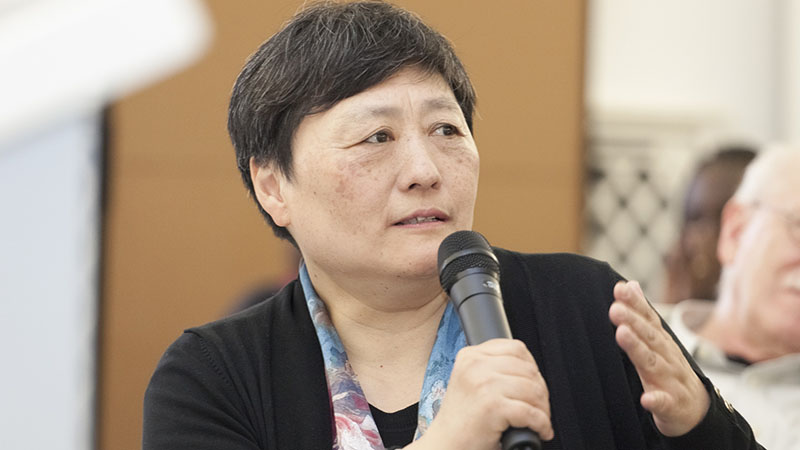 Hong Ma Most Chinese People Think That People With Mental Health